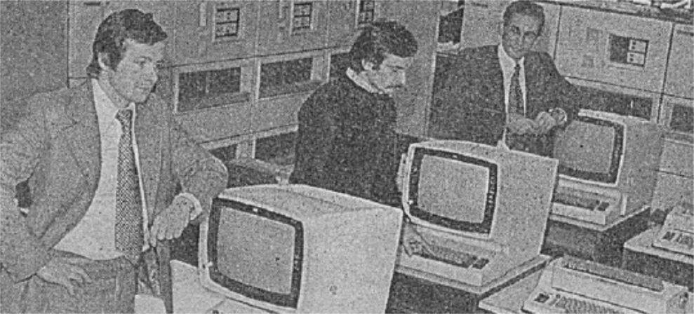 Obchody 70 lat polskiej informatyki